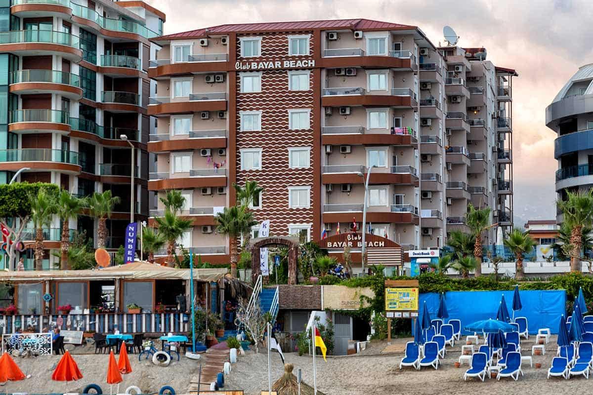 Club Bayar Beach Hotel